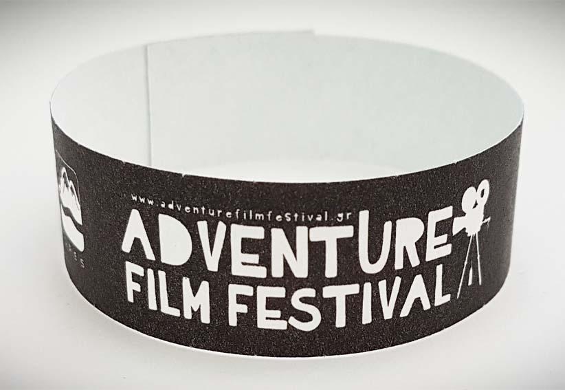 FILMFESTIVAL_Βραχιολάκια εισόδου tyvek