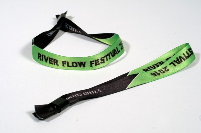River Flow_Βραχιολάκια εισόδου υφασμάτινα