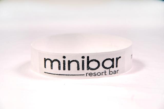 Mini Bar_Βραχιολάκια εισόδου tyvek