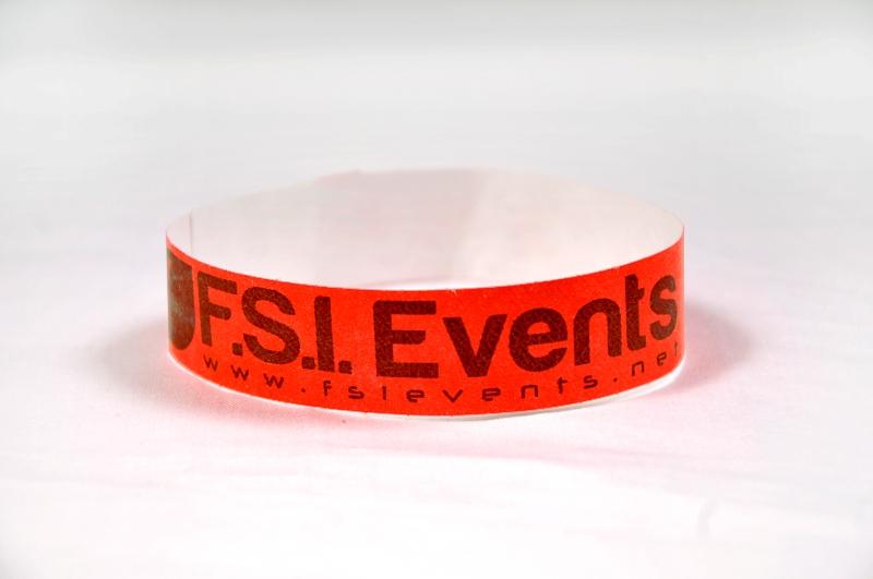 FSI EVENTS_Βραχιολάκια εισόδου tyvek